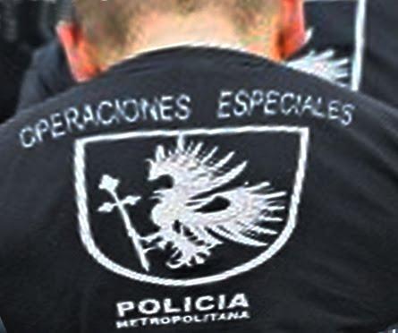 Argentina: ¿Estado policial? Policia%2Bantipiquetes