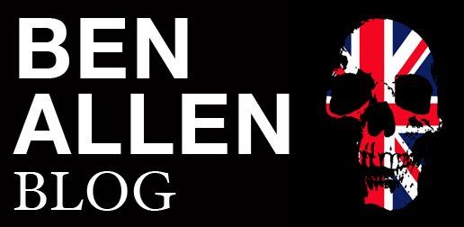 The Ben Allen Blog