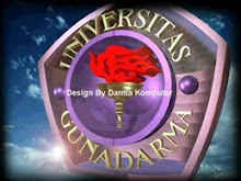 "All about  ""UNIV.GUNADARMA"""