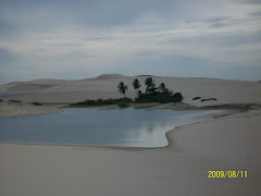 Dunas do Cumbe - Aracati