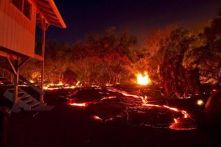 Serangan Lava Gunung Berapi Kilauea [6 g@f]