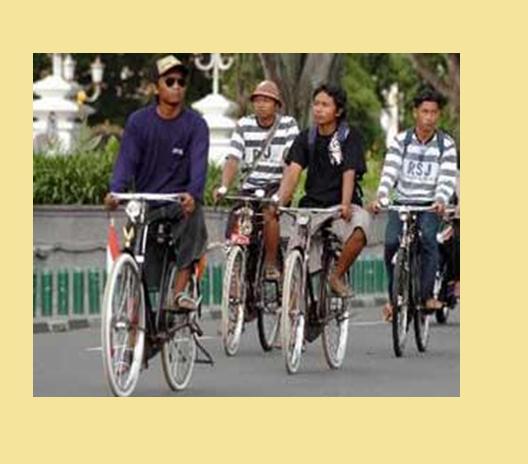 Pawai sepeda