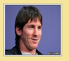 Messi pemain terbaik  versi FIFA