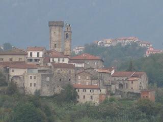 Malgrate Castle, Lunigiana, Tuscany Italy