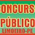 Concurso em Limoeiro só no mês de dezembro