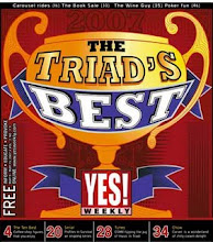 2007 Triad&#39;s Best Burger