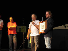 Scrittore emergente 2009 con il premio Cornelia