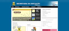 Conheça o Site da Secretaria de Educação de Itabuna