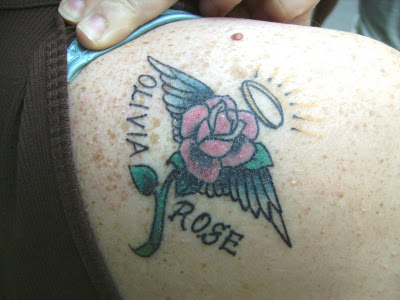 True Blue Tattoo