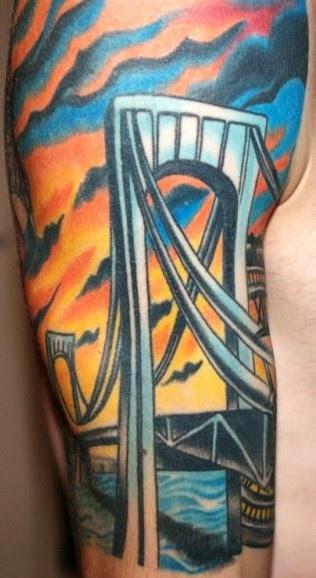 Tattoosday a tattoo blog tattoorism josh pays tribute for Josh hamilton tattoo