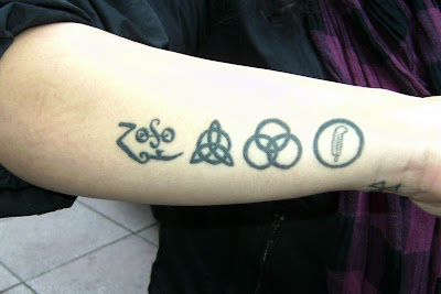 LED Zeppelin Runes Symbols http://tattoosday.blogspot.com/2009_10_01_archive.html