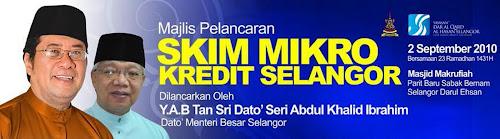 Skim Mikro Kredit Selangor (SkimSel)