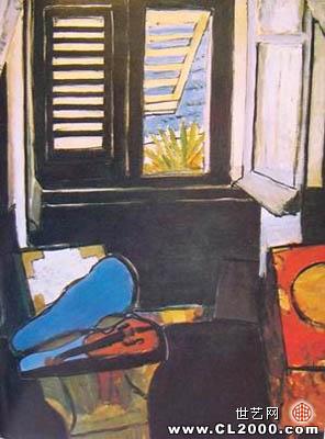 马蒂斯  (H.Matisse 1869-1954)