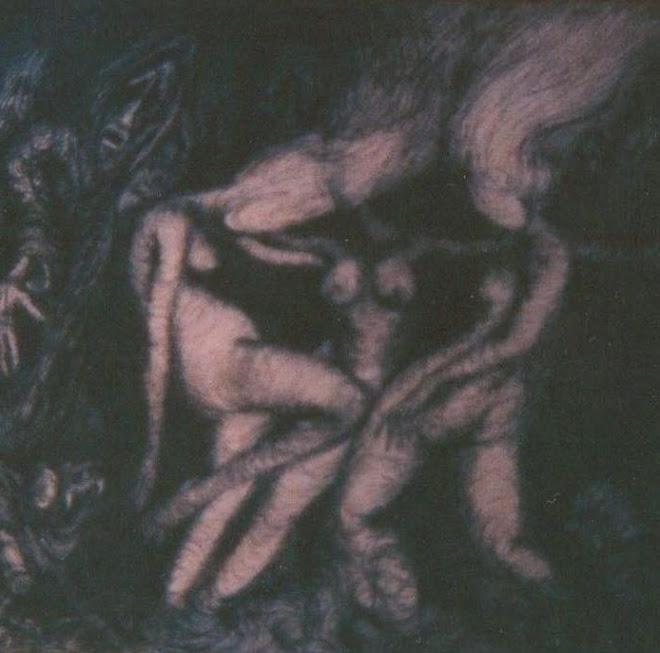 Dança das feiticeiras (detalhe)