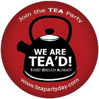 Another Tea Party That's TEA'D!