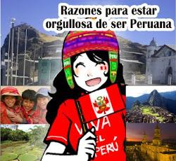 95% orgullosos de ser peruanos