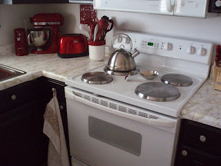 The Journals Of A Laura Ingalls Wannabe Kitchen Counter Revamp On A Budget