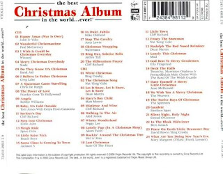 THE BEST CHRISTMAS ALBUM IN THE WORLD … EVER! | Lordboo's Blog