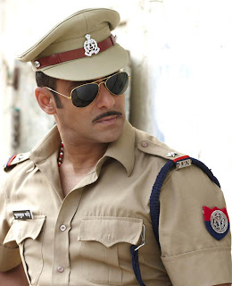 Salman Khan and his police connection