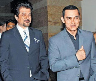 Amir Khan, Anil Kapoor get nostalgic at Double Dhamaal launch