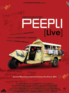 Peepli Live have no link with farmers