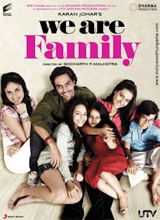 Hindi Movie 'We Are family' Film Review