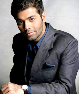 With Karan Johar till I'm kicked out