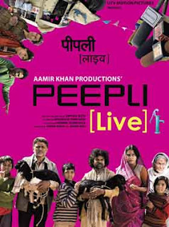 'Peepli Live' is India's entry at Oscars