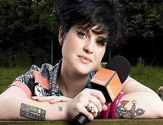 Singer Kelly Osbourne hides tattoos for film