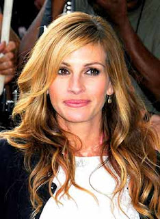 Hollywood heartthrob Julia Roberts has no weight worries