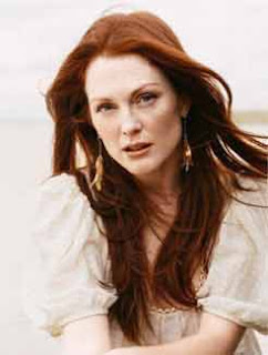 Julianne Moore isn't bother with ageing