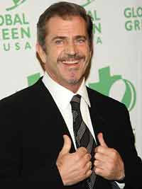 Mel Gibson could be behind bars