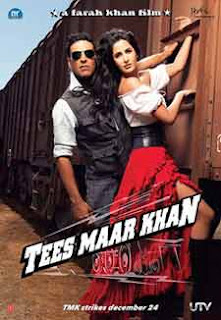 'Tees Maar Khan' music launch in moving train