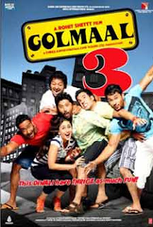 Hindi Movie 'Golmaal 3' Film Review
