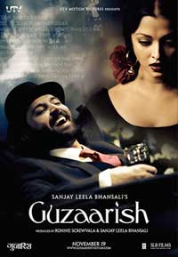 Hindi Movie 'Guzaarish' Film Review