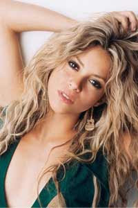 Pop Diva Shakira raises funds for schools