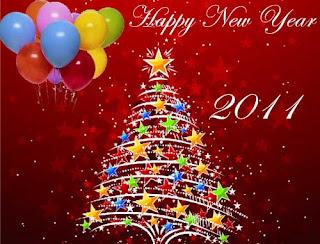 Orkut New Year Scraps