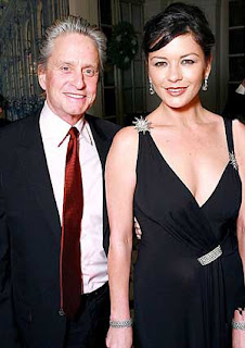 Douglas, Zeta-Jones named top celebrity couple 2010