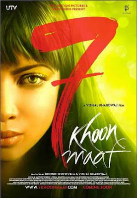 '7 Khoon Maaf' Music Review