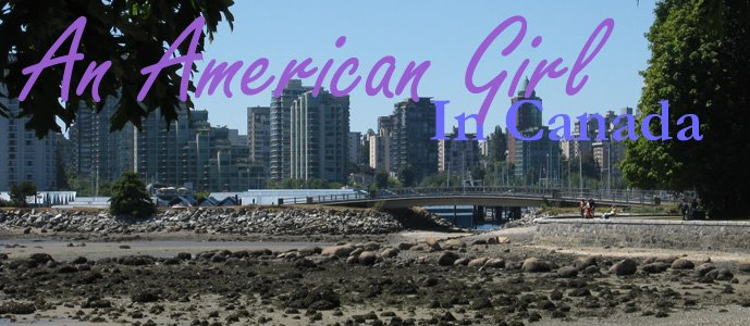 An American Girl in Canada