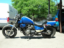 OmenChoppers/ Honda Super Magna SOLD