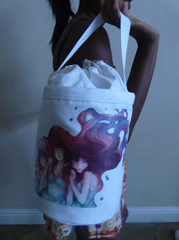 Win This Bagadocious Canvas Tote with Camilla d'Erric design, Just email Leslietfuller@gmail.com