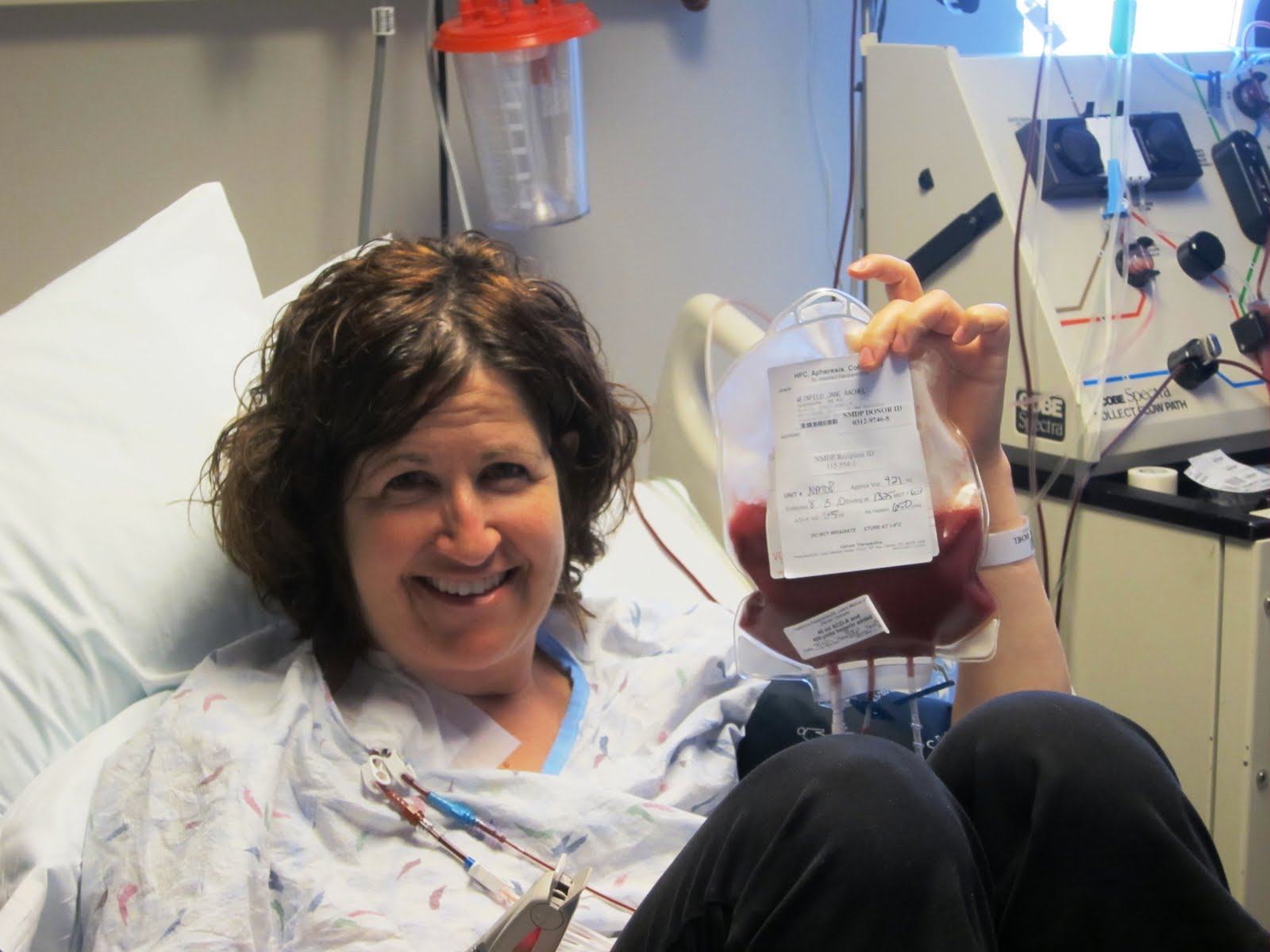 my experience as a blood donor essays If you've decided to donate blood for a specific reason or you just want to help out, you may be curious about what to expect giving blood is a simple, safe way to make a big difference in.