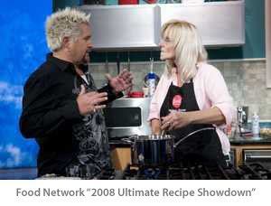 Food Network '2008 Ultimate Recipe Showdown'
