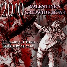 2010 VALENTINE'S GRIDWIDE HUNT