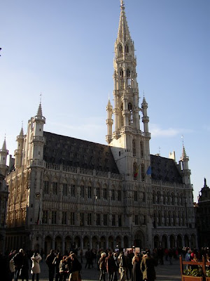 Grand' Place-Grote Markt