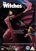 Filme Convenção das Bruxas - Dublado