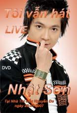 Nhật Sơn LIVE DVD