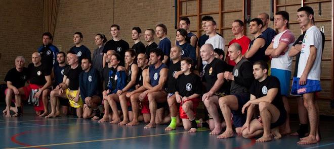 Gran Seminario de Muay Boran en Holanda!