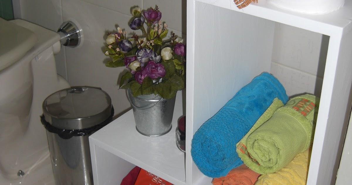 Coisas da Dê MINI ARMÁRIO PARA BANHEIRO -> Mini Armario De Banheiro